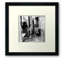 """Mindfulness"" Framed Print"