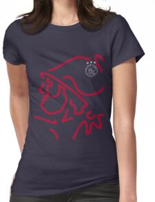 Ajax Womens Fitted T-Shirt