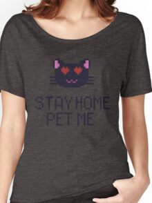 Listen to Your Cat. Women's Relaxed Fit T-Shirt