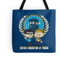 United Federation of Tardis Tote Bag