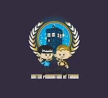 United Federation of Tardis Unisex T-Shirt