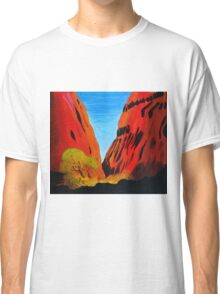 Colours of the Outback Classic T-Shirt