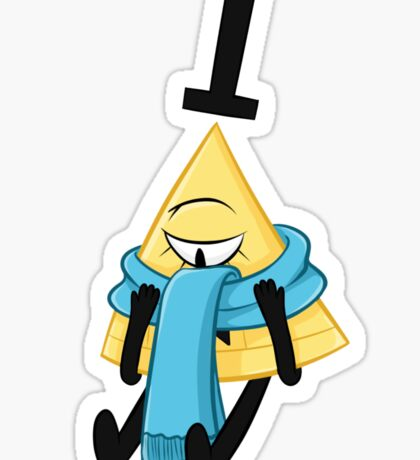 Cozy Bill Sticker