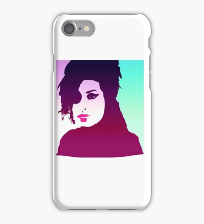 Winehouse iPhone Case/Skin
