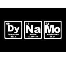 Dynamo - Periodic Table Photographic Print