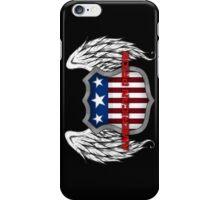 American Pride (Black) iPhone Case/Skin