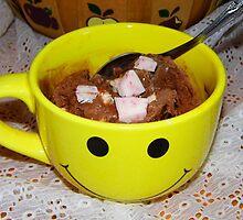 Chocolate Ice Cream....YUM! by WildestArt
