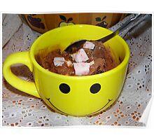 Chocolate Ice Cream....YUM! Poster