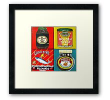 Proudly South African Set Nr 1 Framed Print