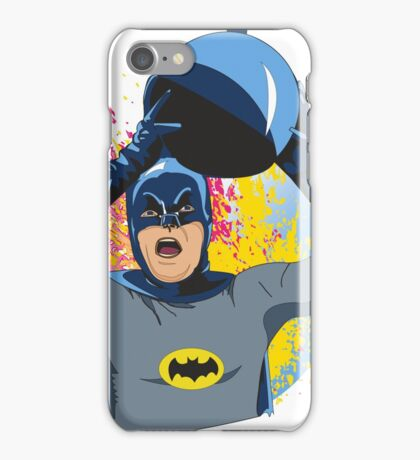 Batman '66 - The Westside iPhone Case/Skin