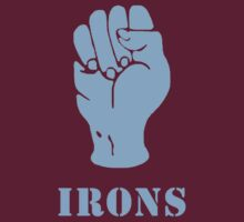 Irons by ThisIsFootball