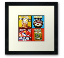 Proudly South African Set Nr 7 Framed Print