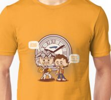 Back in Time Unisex T-Shirt