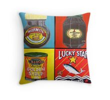 Proudly South African Set Nr 8 Throw Pillow