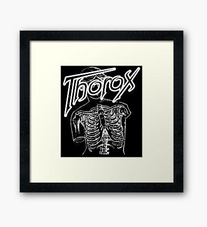 Thorax - Venus De Thorax Framed Print