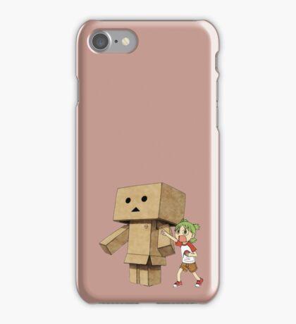 Yostuba and Danbo iPhone Case/Skin