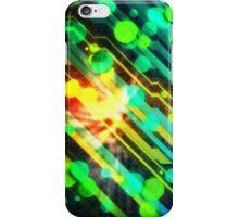 Spectrum Burst iPhone Case/Skin