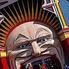 Luna Park - Melbourne by Larissa Kerkow