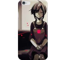 Lonely Smlie iPhone Case/Skin