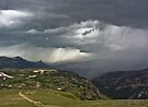 High Mountain Storm by Ken McElroy