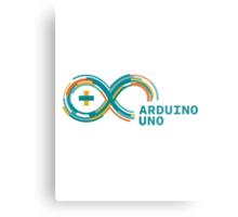 Arduino Uno Metal Print