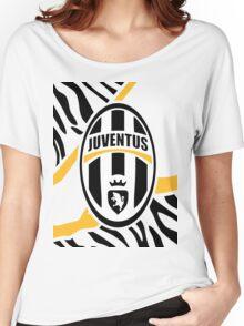 Juventus Women's Relaxed Fit T-Shirt