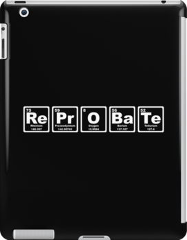 Reprobate - Periodic Table by graphix
