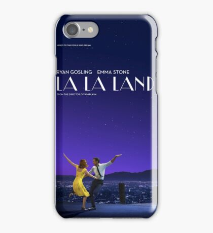La La Land iPhone Case/Skin