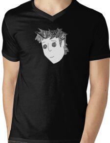 Trippy Gavin Free Mens V-Neck T-Shirt