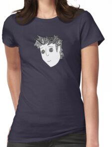 Trippy Gavin Free Womens Fitted T-Shirt