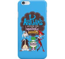 Bats Imaginary Friends, Frankie Quinn, Madam Riddler, and Herriguin iPhone Case/Skin
