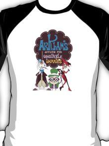 Bats Imaginary Friends, Frankie Quinn, Madam Riddler, and Herriguin T-Shirt