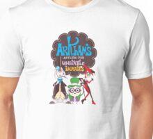 Bats Imaginary Friends, Frankie Quinn, Madam Riddler, and Herriguin Unisex T-Shirt