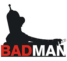 Bad Man by DoodleHeadDee