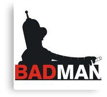 Bad Man Canvas Print
