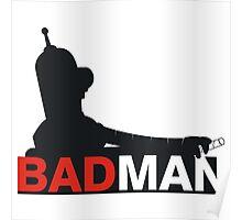 Bad Man Poster