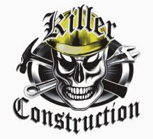 Construction Skull 4: Killer Construction Kids Clothes