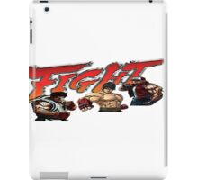 Fighter iPad Case/Skin