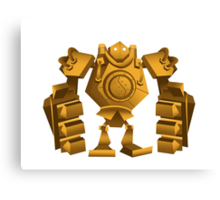 Blitzcrank! (League of Legends) Canvas Print