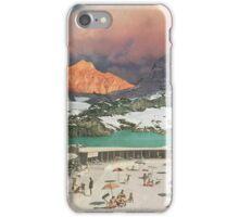 Jade Lake Resort iPhone Case/Skin