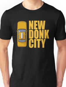 New Donk City Taxi Unisex T-Shirt