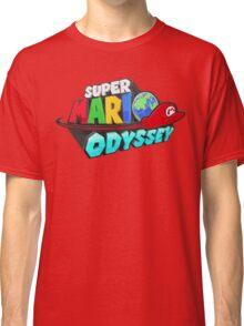 Super Mario Odyssey Classic T-Shirt