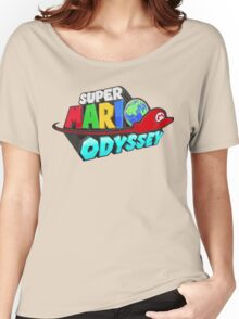 Super Mario Odyssey Women's Relaxed Fit T-Shirt