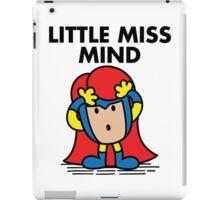 Little Miss Mind iPad Case/Skin