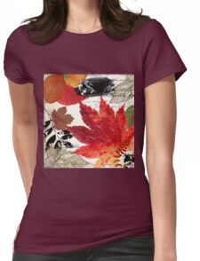 Equinox I Womens Fitted T-Shirt