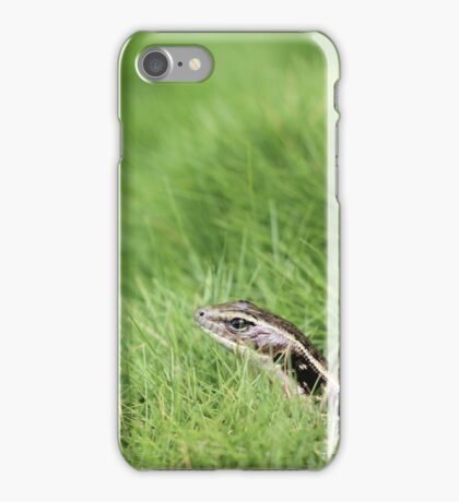 Lizard Pickaboo iPhone Case/Skin