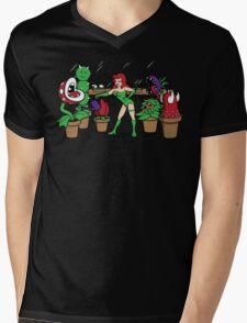 Ivy's Greenhouse Mens V-Neck T-Shirt