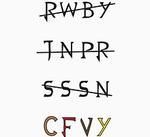 CFVY- white Unisex T-Shirt