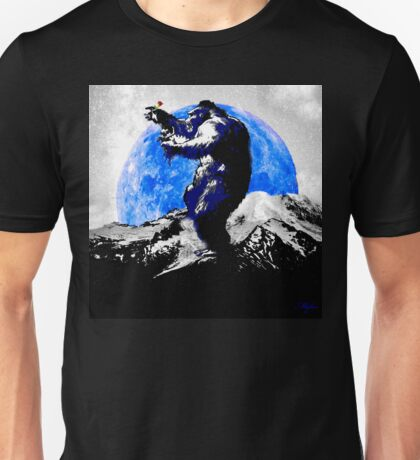 KING KONG:  LOVE IS IN THE AIR Unisex T-Shirt