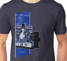 Francois Cevert - F1 1973 Unisex T-Shirt